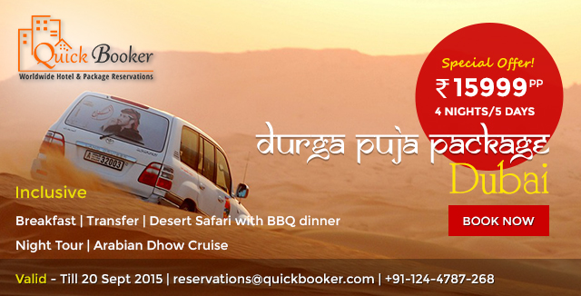Dubai Durga Pooja Package