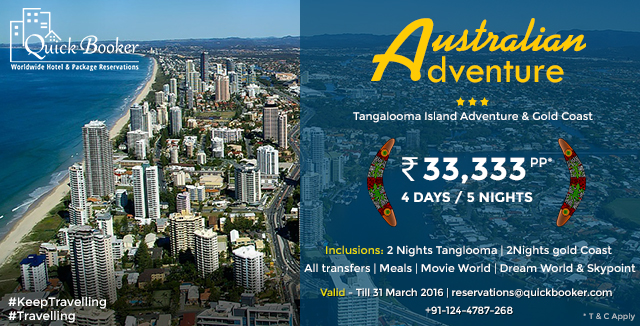 Honeymoon Package Australia