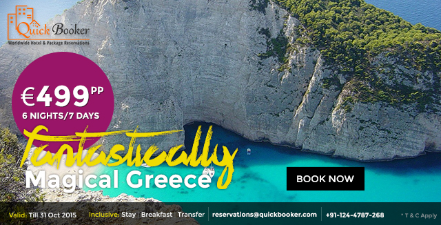 Honeymoon Package Greece